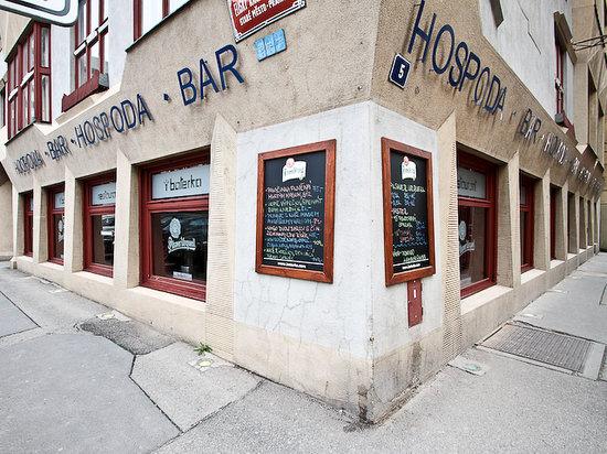 Restaurant Cafe U Svateho Vaclava