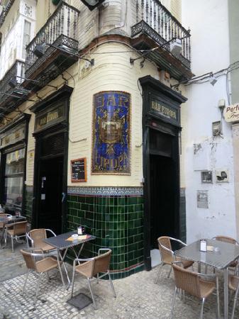 Resultado de imagen de bar europa sevilla