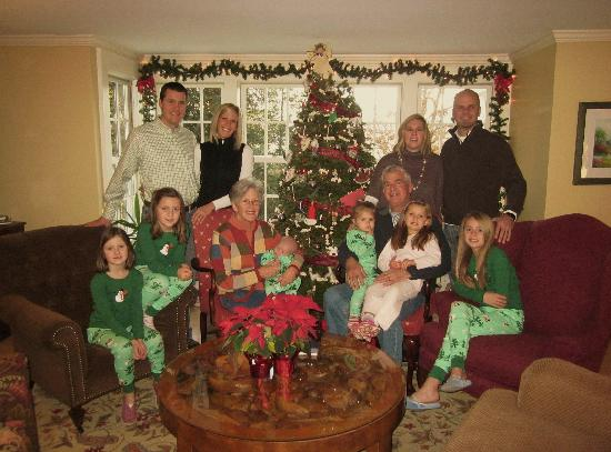 Nothing Better Than Family Around The Christmas Tree