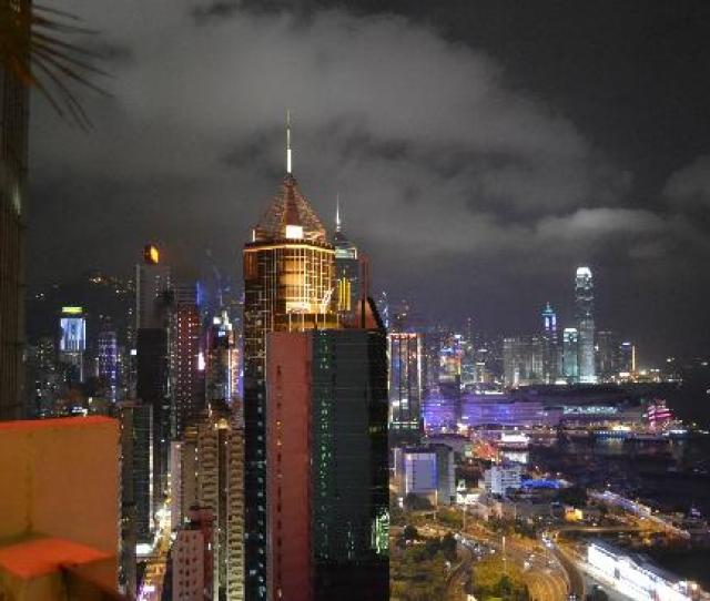 The Excelsior Hong Kong Vue Du Totts