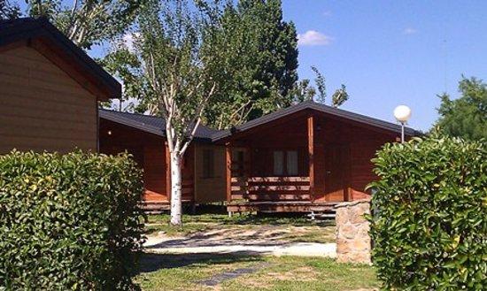Camping Caravaning Bungalow Park El Escorial San Lorenzo