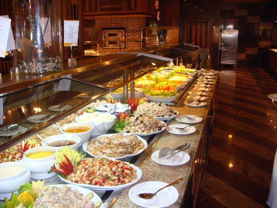 Nearest Buffet Style Restaurant