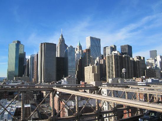 Gambar Jembatan Brooklyn, Brooklyn
