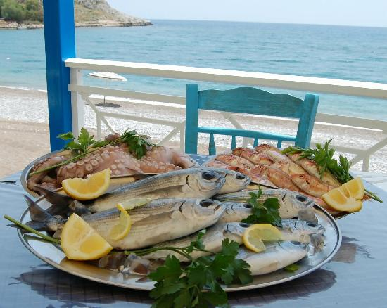 Fish And Seafood Restaurant