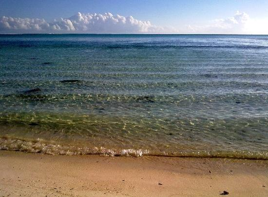 Matira Beach: trasparenze