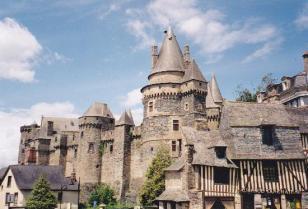 Photos de Château de Vitré, Bretagne