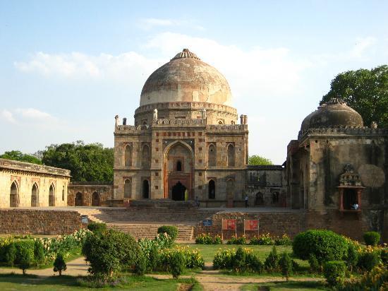 Imagens de Lodi Gardens, Nova Deli