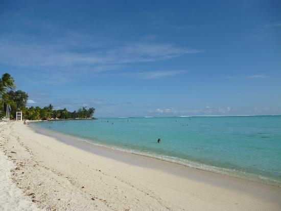 Foto Matira Beach, Bora Bora