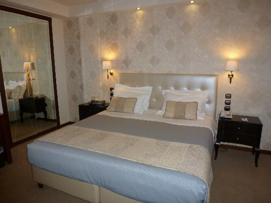 Ava Hotel Athens High Quality King Size Mattress