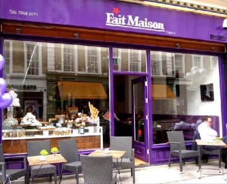 Our stylish premises   Picture of Fait Maison  London   TripAdvisor Fait Maison  Our stylish premises