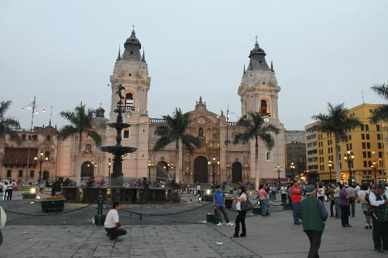 リマ歴史地区の写真