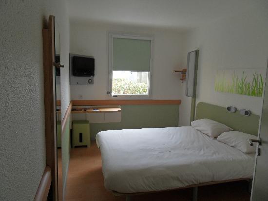 Chambre Double Fotografa De Hotel Ibis Budget Marseille