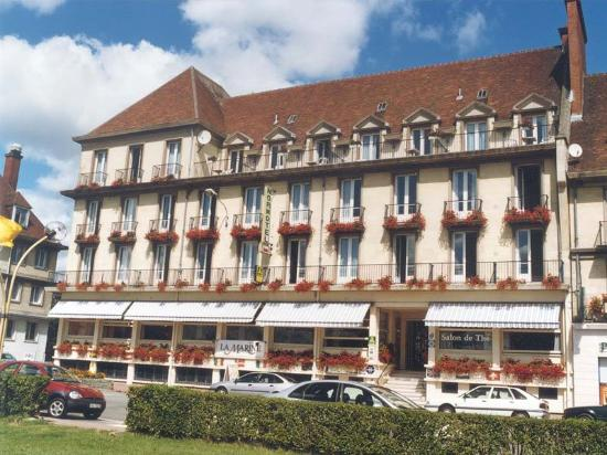 Normotel Restaurant La Marine Hotel Caudebec En Caux