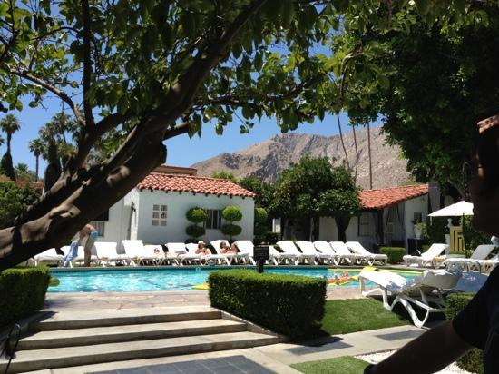 Viceroy Palm Springs: One of the pools ...