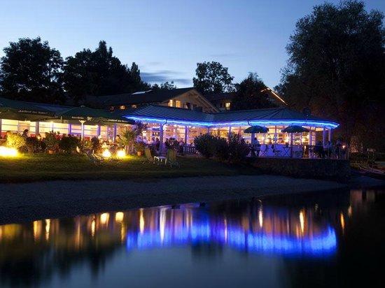 Restaurant Cafe Inselblick Gstadt Am Chiemsee