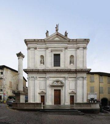 Foto di Chiesa di S. Alessandro in Colonna, Bergamo