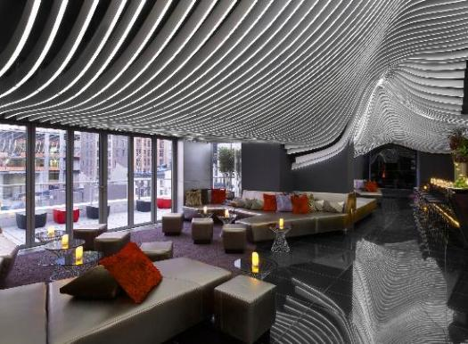The Living Room Bar Picture Of W New York Downtown