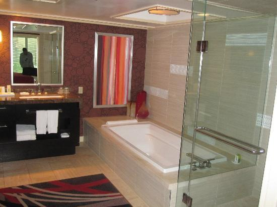 One Bedroom Tower Suite Picture Of The Mirage Hotel Casino