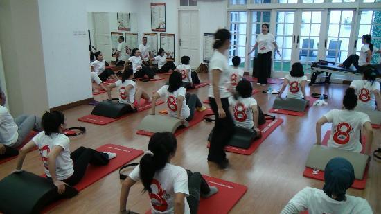 Image Result For Sekolah Yoga Di Depok