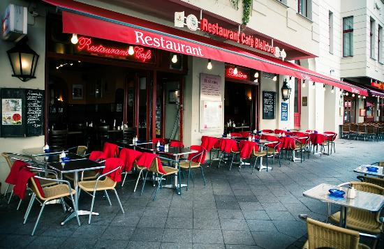 Restaurant Cafe Bleibtreu Berlin