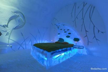 Amazing theme hotels – Ice Hotel