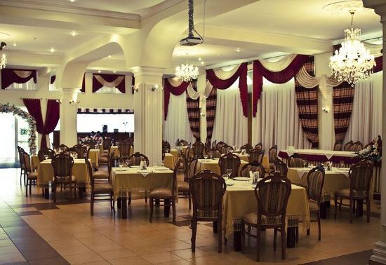 Banquet Rooms Villa Banquet Room