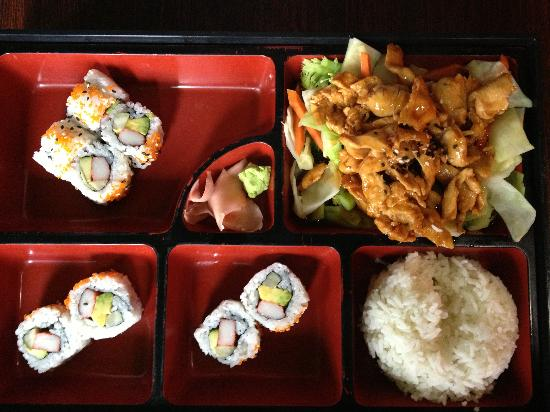Photos of Siam Sushi Restraurant, Troutdale