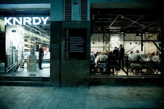 KNRDY American Steakhouse Amp Bar Budapest Restaurant
