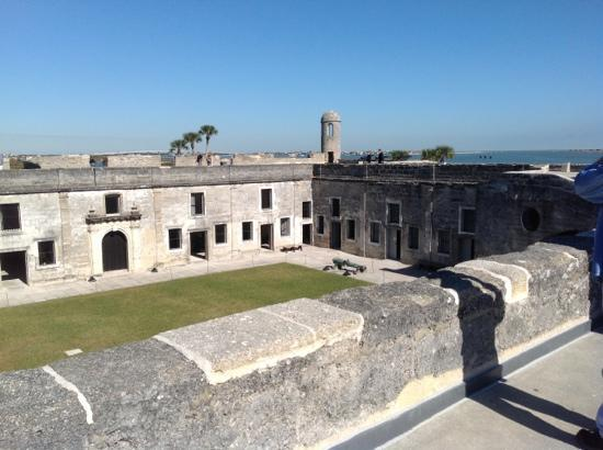San De Floor Marcos Plan Castillo