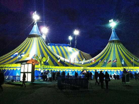 نتيجة بحث الصور عن cirque du soleil toronto