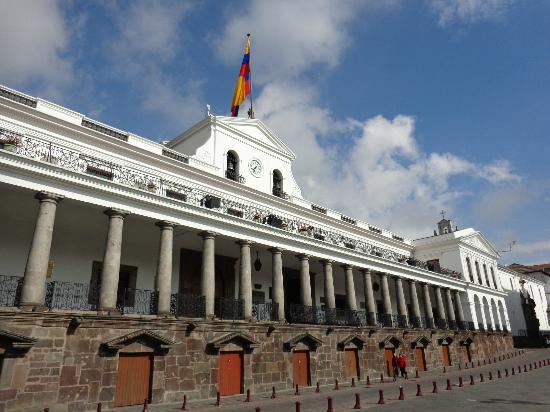 El Palacio de Gobierno (Quito) - 2020 Qué saber antes de ir - Lo ...