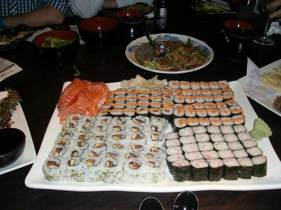 Hi Sushi Salsa London Restaurant Reviews Phone Number