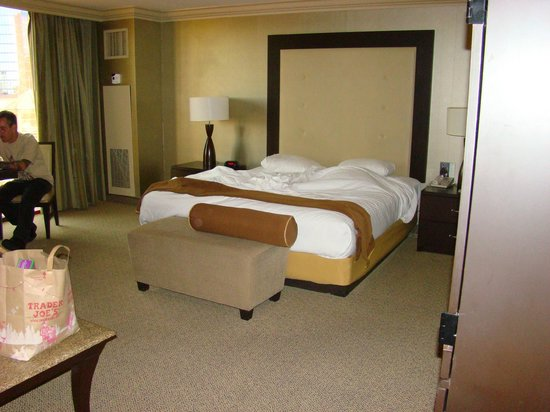 Rio All Suite Hotel King Size Bed