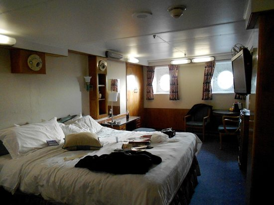 The Queen Mary Inside Room A26