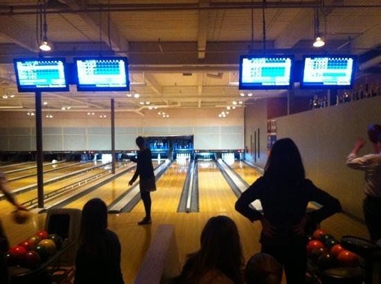 Bayside Bowl Portland Me Hours Address Bowling Alley