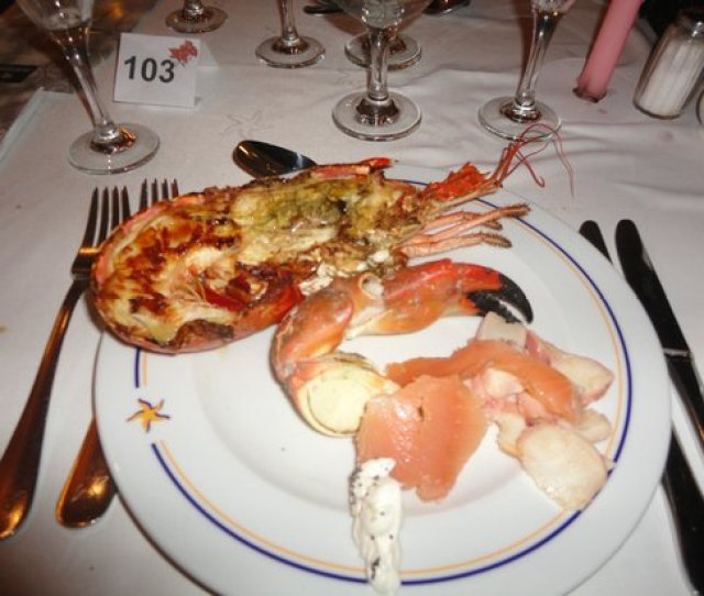 Iberostar Daiquiri Crab And Lobster On New Years Eve