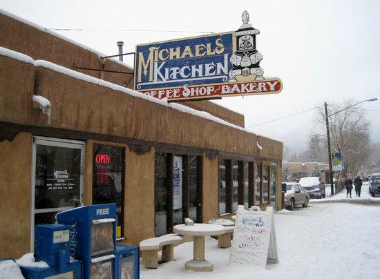 Michael Kitchen Michaels Cafe Bakery Taos