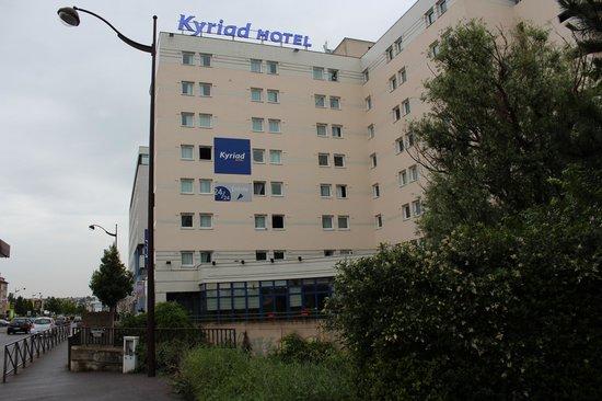 Kyriad Viry Chatillon Hotel Viry Chtillon Voir Les