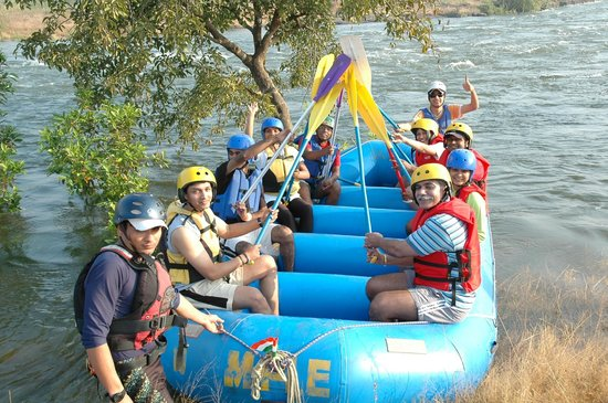 river rafting in rishikesh packages