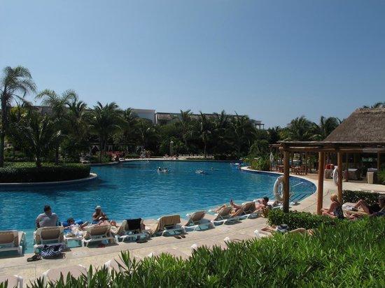 Pool Picture Of Valentin Imperial Riviera Maya Playa