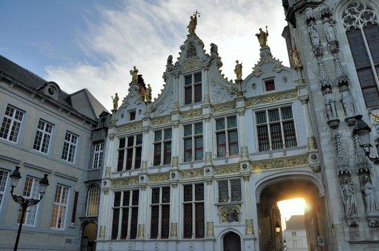 Palace of the Liberty of Bruges (Landhuis van het Brugse Vrije ...