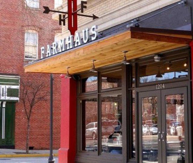 Farmhaus Burger Augusta  Broad St Menu Prices Restaurant Reviews Tripadvisor