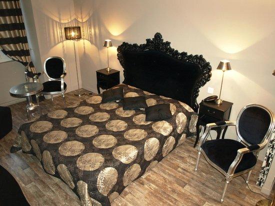 une chambre confort ou triple bien