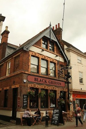 The Black Griffin, photo courtesy of TripAdvisor