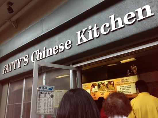 Fast Food Restaurants Honolulu
