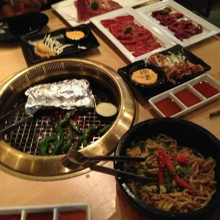 Gyu Kaku Japanese BBQ Dining Los Angeles 10925 W Pico