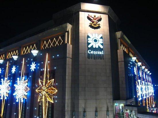 Central Chidlom Bangkok Thailand Hours Address