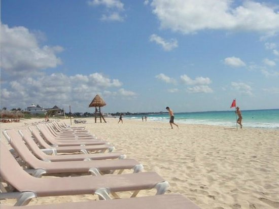 Beach Picture Of Valentin Imperial Maya Playa Del