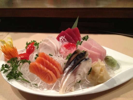 Sushi Restaurants Richmond Va
