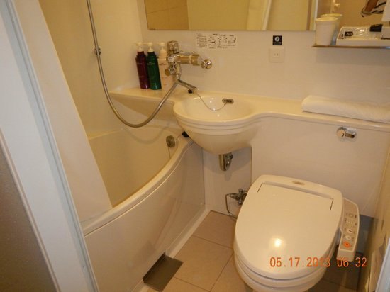 sink toilet shower combo picture of